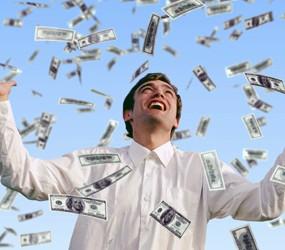 Money-raining-from-the-sky