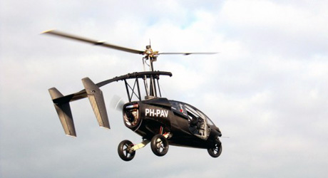PAL-V-One-gyrocopter-flying-car